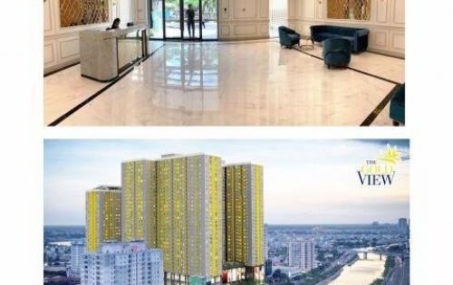 Officetel giá 12 triệu/tháng duy nhất tại Saigon Royal mặt tiền quận 4