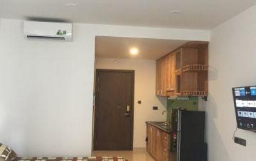 Cho thuê căn hộ Saigon Royal quận 4 full nội thất.