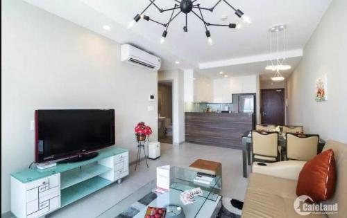 Chuyên cho thuê căn hộ Gold View, 2PN giá 15tr/tháng, nhà có balcony thoáng mát. LH: 0931448466