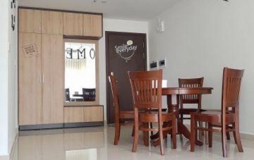 Cho thuê căn hộ cao cấp 2 phòng ngủ The Tresor 39 Bến Vân Đồn, 72m2, giá :22 tr. Full Nội Thất LH: 0947038118.