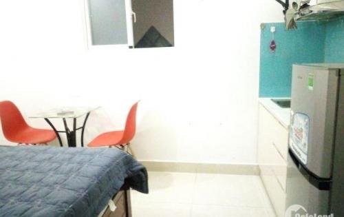 cho thuê căn hộ mini studio full nội thất , bao dịch vụ Q8 gần Q5 HCM