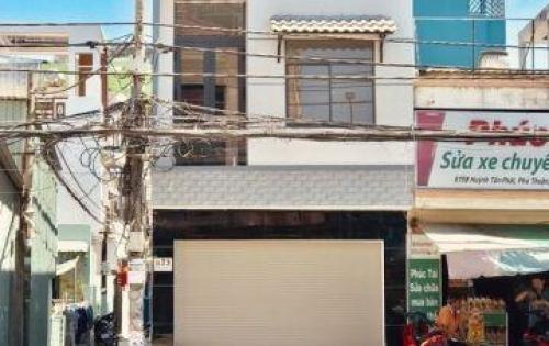 Cần cho thuê nhà nguyên căn mặt tiền 873 Huỳnh Tấn Phát, Quận 7