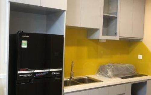 Cần cho thuê căn hộ 1 phòng ngủ dự án Sunrise City View đã có nội thất  giá 10 triệu/ tháng
