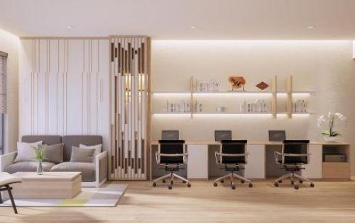 cho thhue6 căn hộ cao cấp hai chức năng Officetel nằm ngây trung tâm tài chính phú mỹ hưng