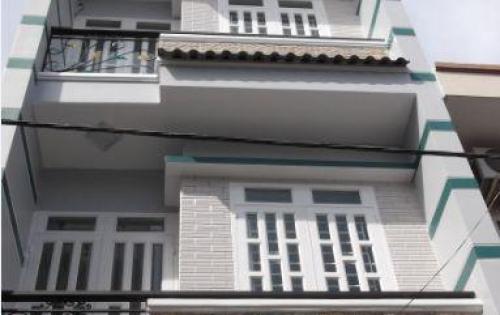 Cho thuê nhà hẽm oto đường 79, Phước Long B, Q9, 5x23, 1 trệt 2 lầu, 3PN