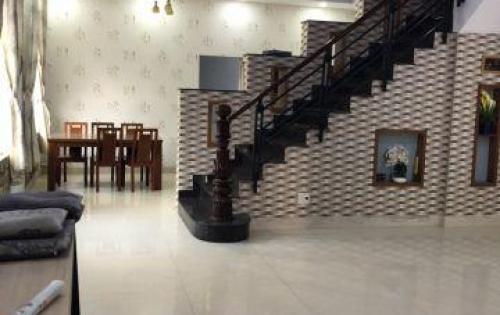 Cho thuê nhà MT đường 160 Tăng Nhơn Phú A, 6.5 X 24, 1 trệt 1 lầu , đầy đủ nội thất
