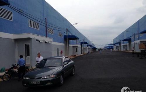 Cho thuê kho xưởng dài hạn tại khu công nghiệp Tân Tạo, dt 2.880m2, giá 80.000đ/m2