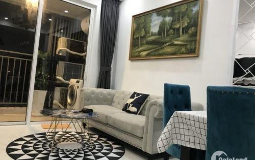 Cho thuê căn hộ 2PN, 69m2, Golden Mansion Q. Phú Nhuận,Full nội thất, khu sân bay, view hồ bơi, giá tốt: 17 triệu