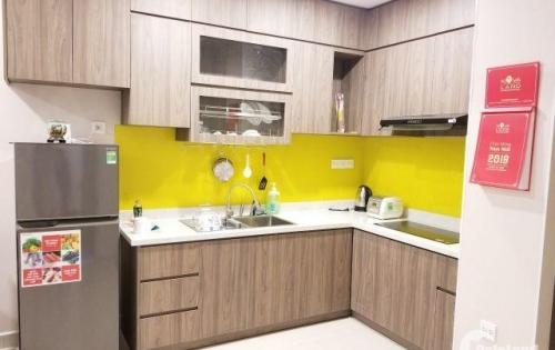Mới nhận và hoàn thiện nội thất nên cần cho thuê 2 phòng ngủ Botanica Premier của chủ đầu tư Novaland.