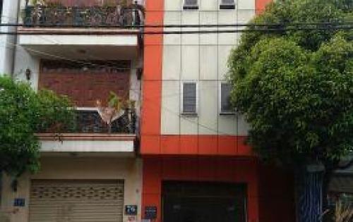 Văn phòng cho thuê giá rẻ mặt tiền Nguyễn Cửu Đàm, Tân Phú.