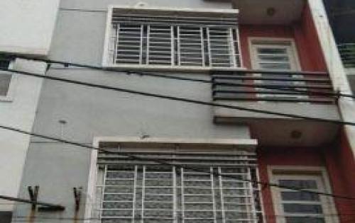 Cho thuê nhà mặt đường Hoàng Ngân 35m2x5tang.20tr/thang