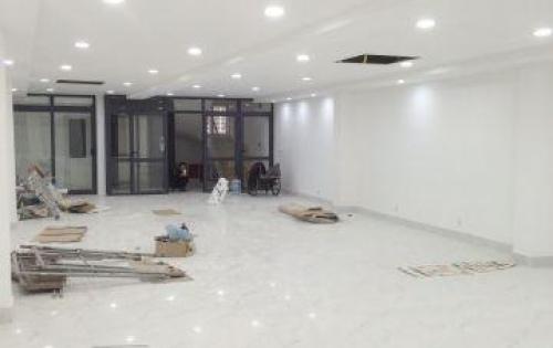 Chính chủ cần cho thuê văn phòng 160m2 thông sàn, Thanh Xuân,mặt tiền 9m