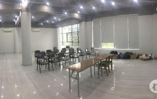 Văn phòng quận Thanh Xuân cho thuê giá rẻ nhất thị trường