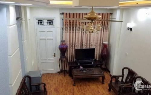 Cho thuê nhà 4 tầng làm văn phòng, kinh doanh đường Nguyễn Huy Tưởng