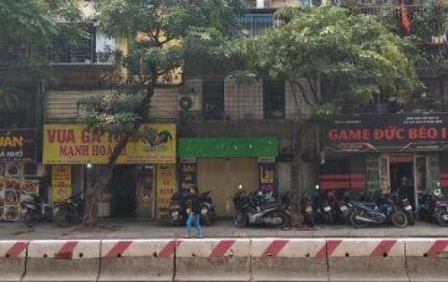 Cho thuê MP Nguyễn Tuân 44m2x4 tầng MT 4m Vị trí kinh doanh đẹp