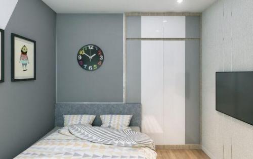 Cho thuê căn hộ 1PN, dt 28m2, nội thất đầy đủ, giá 8 tr/tháng tại Green Bay.