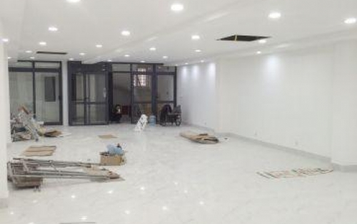 Cho thuê sàn văn phòng đẹp nhất mặt phố  Nguyễn Hoàng Mỹ ĐÌnh S=250m thông sàn giá chỉ 40tr