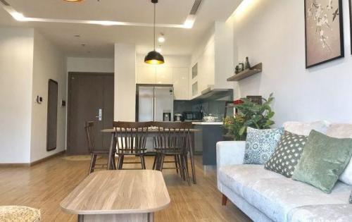 Chính chủ cho thuê căn 1N full đồ, dt 28m2, giá 8 tr/tháng ở Green Bay Mễ Trì.