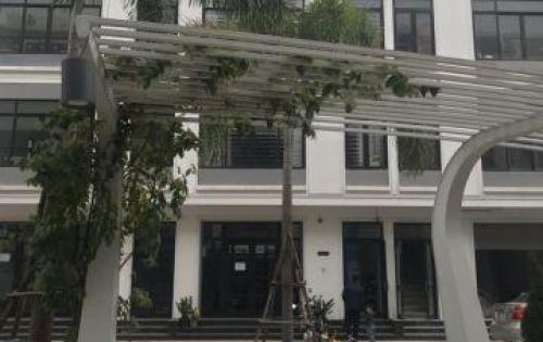 Cho thuê tầng 1 căn B1-28  shophouse Vinhomes gardenia