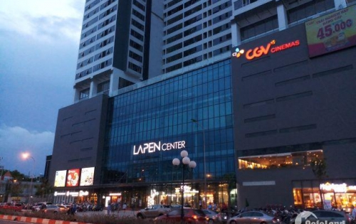 Mặt bằng trung tâm thương mại Lapen Center Vũng Tàu