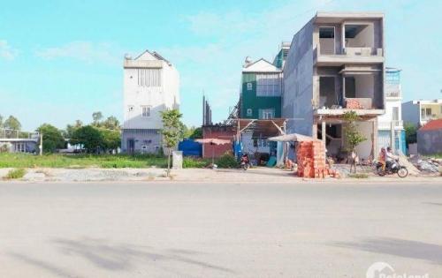 Đất Thành phố Bà Rịa 100m², MT đường Hùng Vương