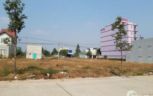 Cần bán lại lô đất gần chợ dân sinh,khu công nghiệp,tiện kinh doanh,xây trọ,DT:150m2