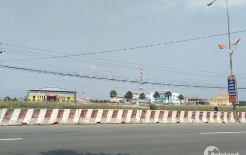 Đất nền trung tâm Bàu Bàng, SHR thổ cư 100%