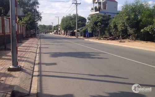 Mặt tiền đường Phan Văn Mảng - Bến Lức, 90m2,  600tr,SHR, bao sang tên , Cần bán gấp.