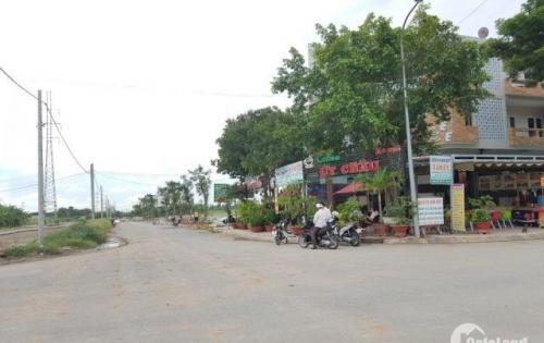 Khu vực đường Nguyễn Hữu Thọ Bến Lức bán đất thổ cư 100m2 giá 490tr, shr chính chủ. LH 0918457012