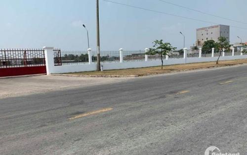 Bán gấp đất thổ cư đường Nguyễn Văn Tiếp,TT Bến Lức,DT 100m2,giá 600tr