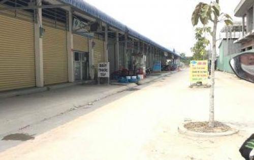 Bán đất xây trọ, kiot ngay gần chợ, MT đường ĐT 833B, SHR mua công chứng trong ngày, giá 600tr.