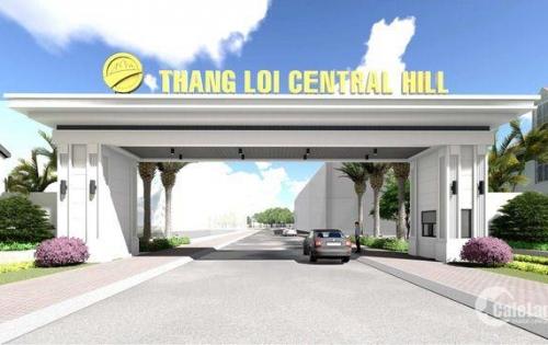 chính chủ bán đất dự an Central Hill Long An