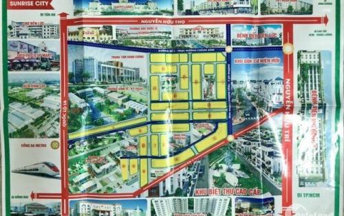 Bán 2 lô đất (M41&M46) dự án Khu Hưng Gia Garden City Long An