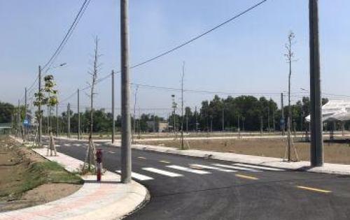 Bán lô đất tại khu dân cư hiện hữu, gần khu công nghiệp Thuận Đạo, công chứng sang tên ngay
