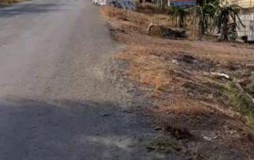 Chính chủ cần bán đất tại Bến Lức, vị trí đẹp, MT đường lớn, tiện KD
