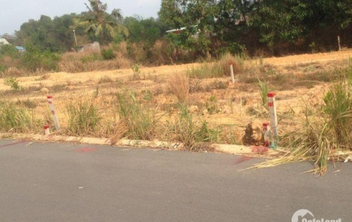 Bán lô đất gần sân bay Long Thành, sổ đỏ, thổ cư