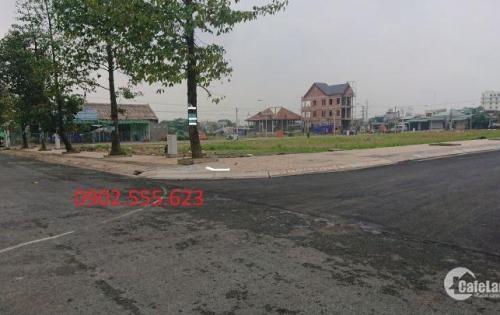 Đất Nền KCN Biên Hòa, Sổ đỏ thổ cư 100%, MT đường QL51, Giá 500 tr/nền