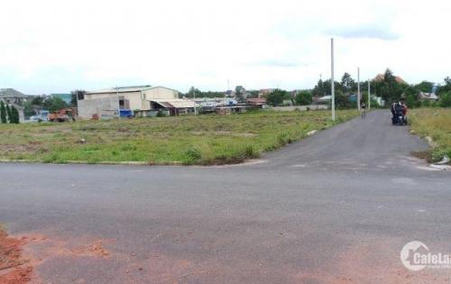 Bán đất nền thổ cư 2 mặt tiền đường lớn, giá ưu đãi chiết xuất cao