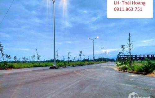 Dự án mới mặt tiền quốc lộ 1A giá chỉ từ 600-800tr đầu tư giai đoạn 1