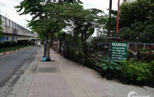 cần bán Đất lô góc 2 mặt tiền đường Phạm Văn Đồng, DT 13x13