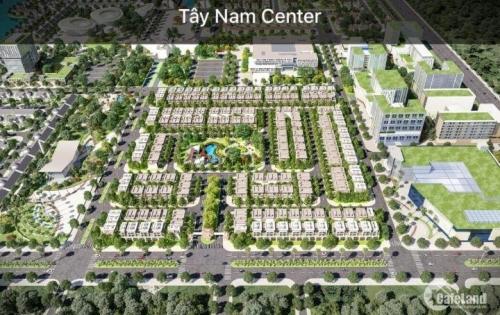 Mở bán dự án đất nền Tây Nam Center nhiều ưu đãi, Bến Lức, Long An.