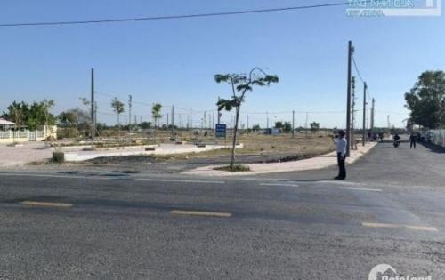 Hot! Bán đất ngay chợ trung tâm thị trấn, mặt tiền kinh doanh, chiết khấu cao đến 8% liên hệ 0934471425