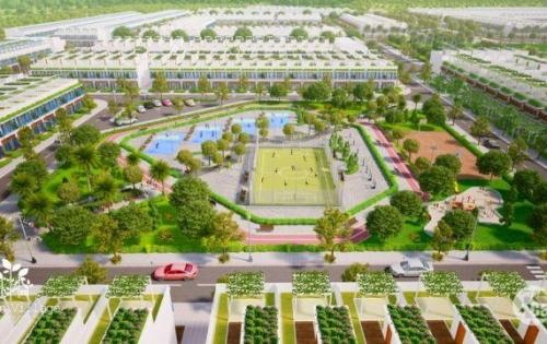Cần bán gấp lô đất Sài Gòn Village, DT 5x16m, vị trí đẹp. Giá cực tốt 1,25 tỷ/nền, đường 17m
