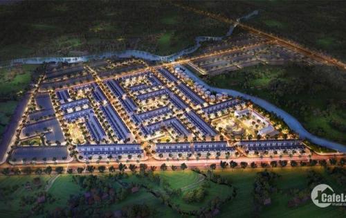 Cần bán nhanh lô đất T&T Long Hậu, đường số 10, sổ đỏ, giá 1 tỷ 420.