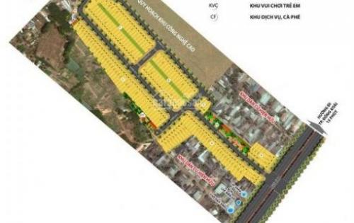 Bán đất MT QL 14, thuộc dự án KDC The First Home Chơn Thành. Giá rẻ