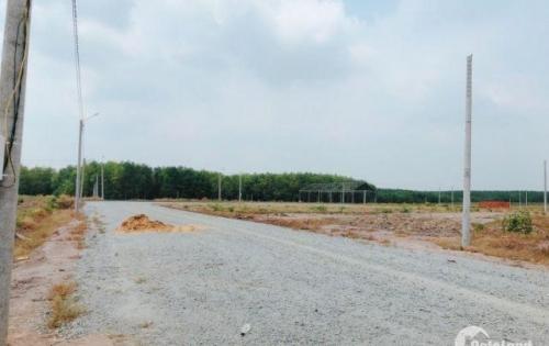 Đất ngay ngã tư Chơn Thành , giá chủ đầu tư F1