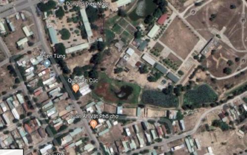 Bán nhanh lô đất ở khu dân cư phố chợ Điện Ngọc- giá đầu tư