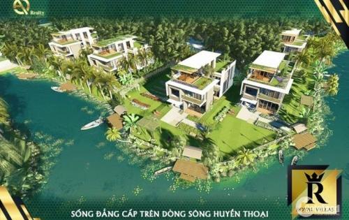 đất nền dự án siêu hot royal villas