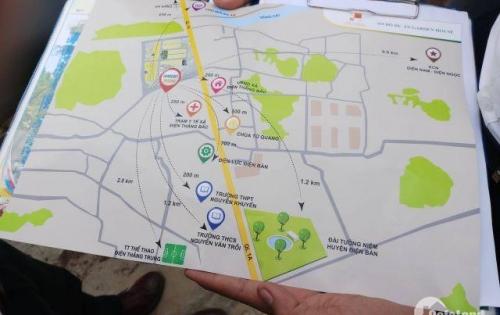 bán đất  dự án khu dân cư khu phố Garden House.