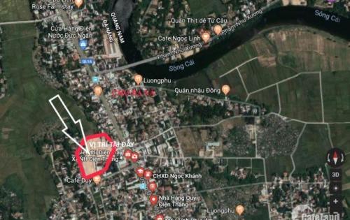 Lướt nhanh 5 lô dự án Garden House ngay Điện Thắng Bắc, Quảng Nam